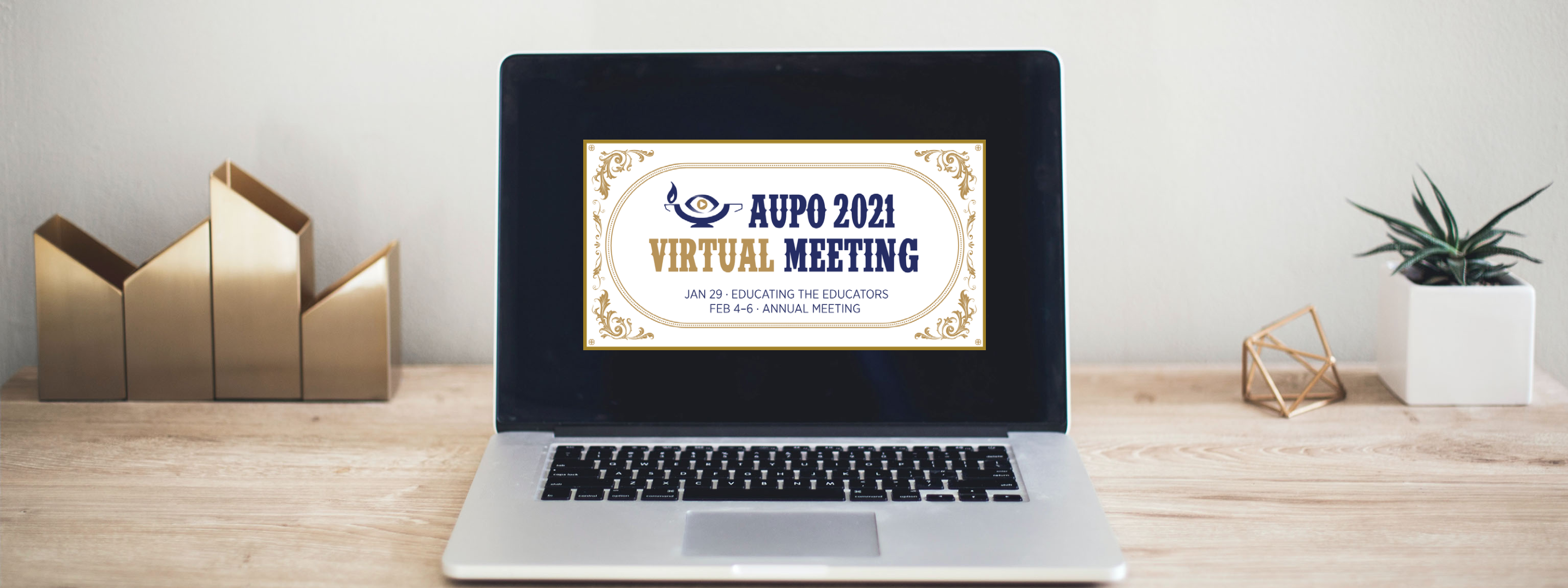 AUPO 2021 Annual Meeting
